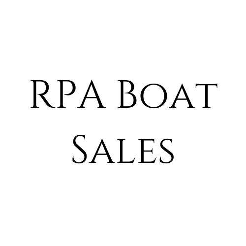 RPA Boat sales